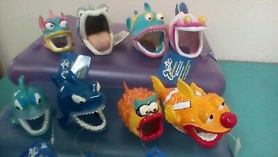 Blue Ribbon Fun Fish Caves for Aquariums- Pick Your Favorite or One of (Blue Ribbon Fun Fish)