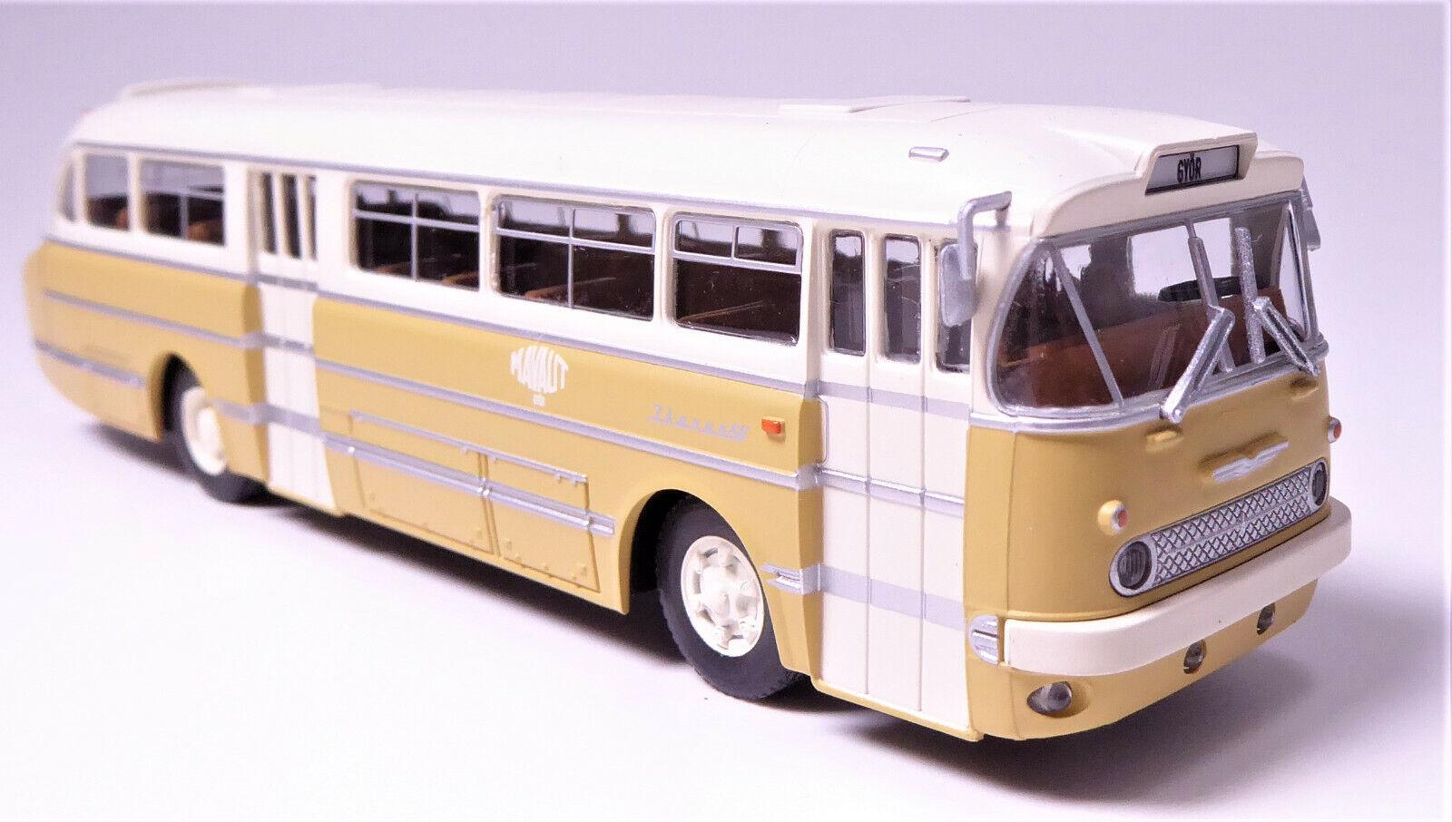 Hellelfenbein Neu Brekina 59550-1//87 Ikarus 66 Stadtbus
