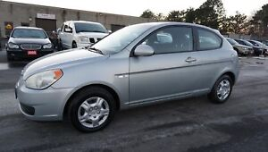 2007 Hyundai Accent GS SR PKG Coupe Automatic Certified 2Yr Warr