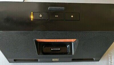 Altec Lansing iMT325 Ipod - iphone - MP3 Compact Speaker Player Dock w/Cord