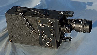 16mm Cine Kodak Special camera - black paint