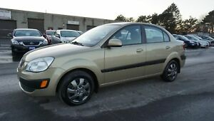 2009 Kia Rio EX SEDAN AUTOMATIC HEATED SEATS CERTIFIED 2YR WARR