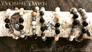 Essential oil bracelets