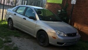 2007 Ford forcus