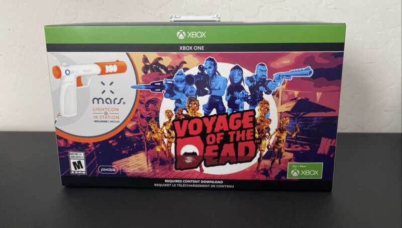 XBOX - MARS starter pack - Voyage of the Dead