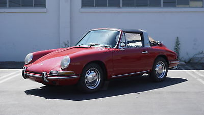 "Porsche 912  1968 Porsche 912 Soft window targa ""Matching numbers"""