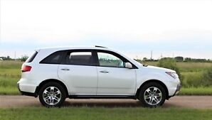 2008 Acura MDX tech package needs nothing