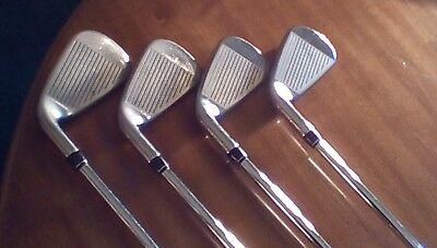 Callaway X2 hot irons 4-7 excellent condition