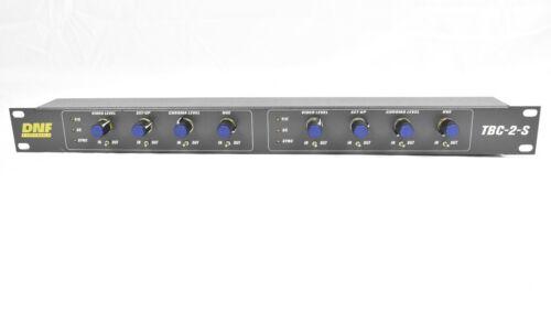 DNF Controls TBC-2-S Timebase Corrector Remote