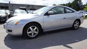 2003 Honda Accord EX COUPE 5Spd MANUAL *CERTIFIES 2YR WARRANTY*A