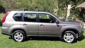 2012 Nissan X-trail Wagon Uralla Uralla Area Preview