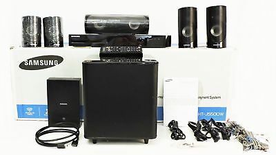 Surround Sound System with Wireless speakers Powerful Samsung Home Theater 1000W
