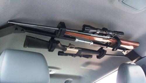 Great Day CENTER-LOK OVERHEAD 2 Gun Rifle STORAGE Rack FULL Size TRUCK CL1500