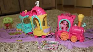 My Little Pony Friendship Express Train Beenleigh Logan Area Preview