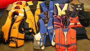 Life Jackets (PFDs – Personal Floatation Devices) Berri Berri Area Preview