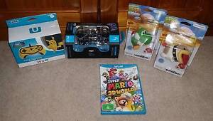 Nintendo Wii U Accessories Tuggerah Wyong Area Preview
