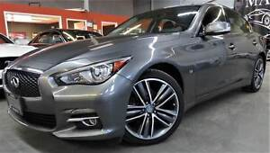 2015 Infiniti Q50 19 FACTORY WHEELS, NAVIGATION