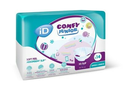 iD Comfy Junior Slip XS - Windeln für Kinder