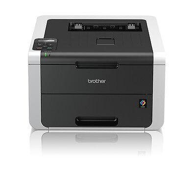 Brother HL-3152CDW Farblaserdrucker Drucker Duplex Netzwerk WLAN LCD-Display