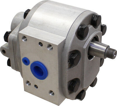D5nn600c Hydraulic Pump 16 Gpm For Ford New Holland 8000 8600 8700 Tractors