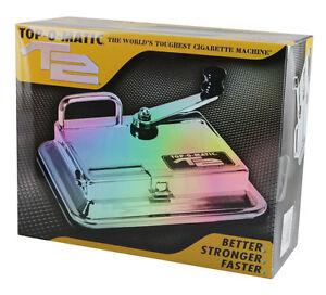 New Top-O-Matic Cigarette Rolling Machine T2