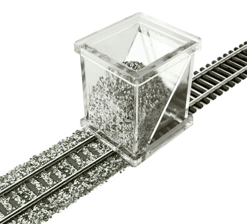 Proses PBS-N-01 N Scale Ballast Spreader for Graham Farish / Peco Track