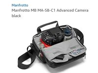Manfrotto MB MA-SB-C1 Advanced Camera black