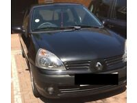 Renault Clio 2006 - Cheap Tax - Low Mileage - No silly offers please/timewasters