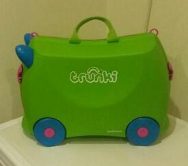 Trunki (Green or Pink) - £15 each!!