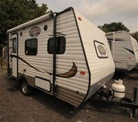 2014 Coachmen Viking 15RB