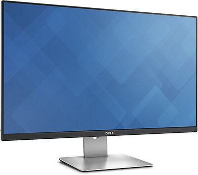 "شاشة ليد مستعمل Dell S2715H Black 27"" 6ms HDMI Widescreen LED Backlight LCD Monitor IPS VG No CD"