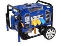 Large 4 stroke generator for sale