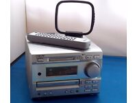 Sony DHC-MD373 Amplifier MiniDisc/CD Player /Tuner Stereo HI-fi + remote control and aerial