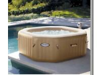 Brand new 4 person jacuzzi's