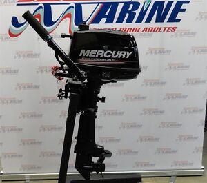 2016 mercury 4 hp Four Stroke F4MH
