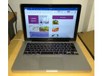 MacBook Pro 13 2011 Core i5 4GB RAM 500GB HDD High Sierra Office 2016 ARABIC keyboard
