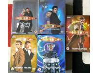 Doctor Who season 1-4 with specials