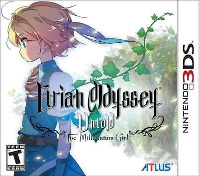 Atlus Software Etrian Odyssey Untold: The Millennium Girl...