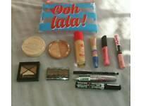 Make up rimmels set