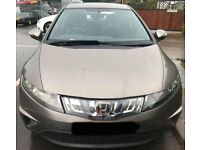 Breaking door seal 2006 Honda Civic SE I DSI 1 Grey NH701M front rear offside nearside wing window