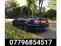 55 reg bmw 330cd convertible manual sport - coupe 325 touring -