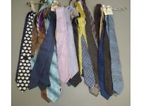 Brand New Designer Men's Ties, Regular, Slim, Formal, Casual, Party Cravats for sale