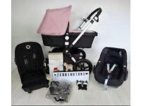 Bugaboo cameleon 3 pink travel system . Pram . Buggy . Pushchair. Stroller