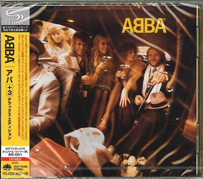 ABBA-ABBA+3 (DELUXE EDITION)-JAPAN SHM-CD+DVD+BOOK BONUS TRACK I90
