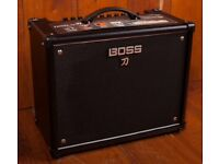 Boss Katana 50 Guitar Amplifier