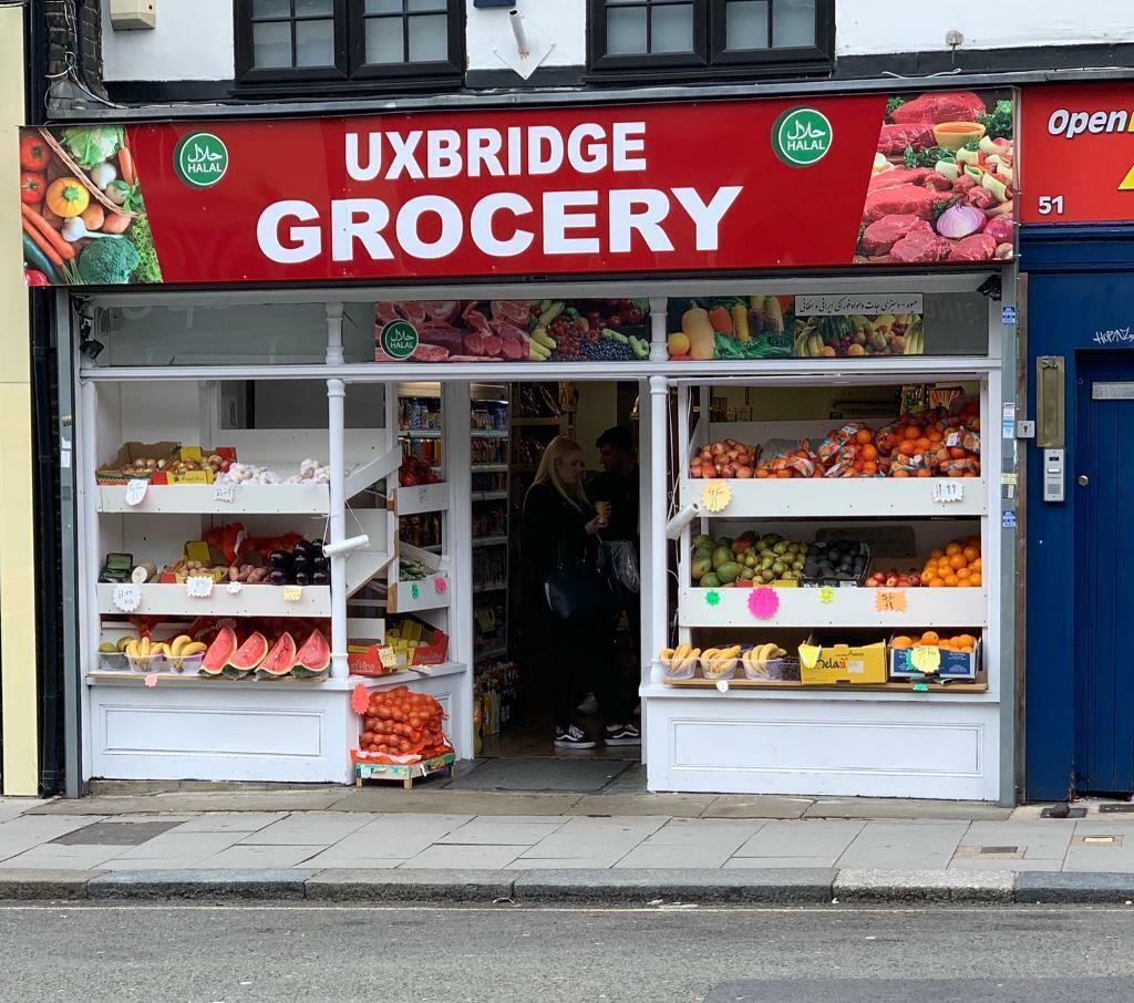 GROCERY SHOP/HALAL BUTCHER/FOOD MARKET FOR SALE IN UXBRIDGE TOWN BUSY  LOCATION(BUSINESS FOR SALE )   in Uxbridge, London   Gumtree