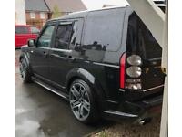 LAND ROVER DISCOVERY 3/4 2.7TDV6 ONE OFF, RANGE ROVER, 4x4 DEFENDER swaps px
