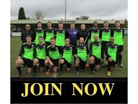 NEW TO LONDON? PLAYERS WANTED FOR FOOTBALL TEAM. FIND A SOCCER TEAM IN LONDON. PLAY IN LONDON xc453