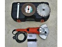Black and Decker disc cutter