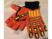 Ironclad Kong Waterproof Impact Gloves New Size XL Oil & Gas Use On and Offshore
